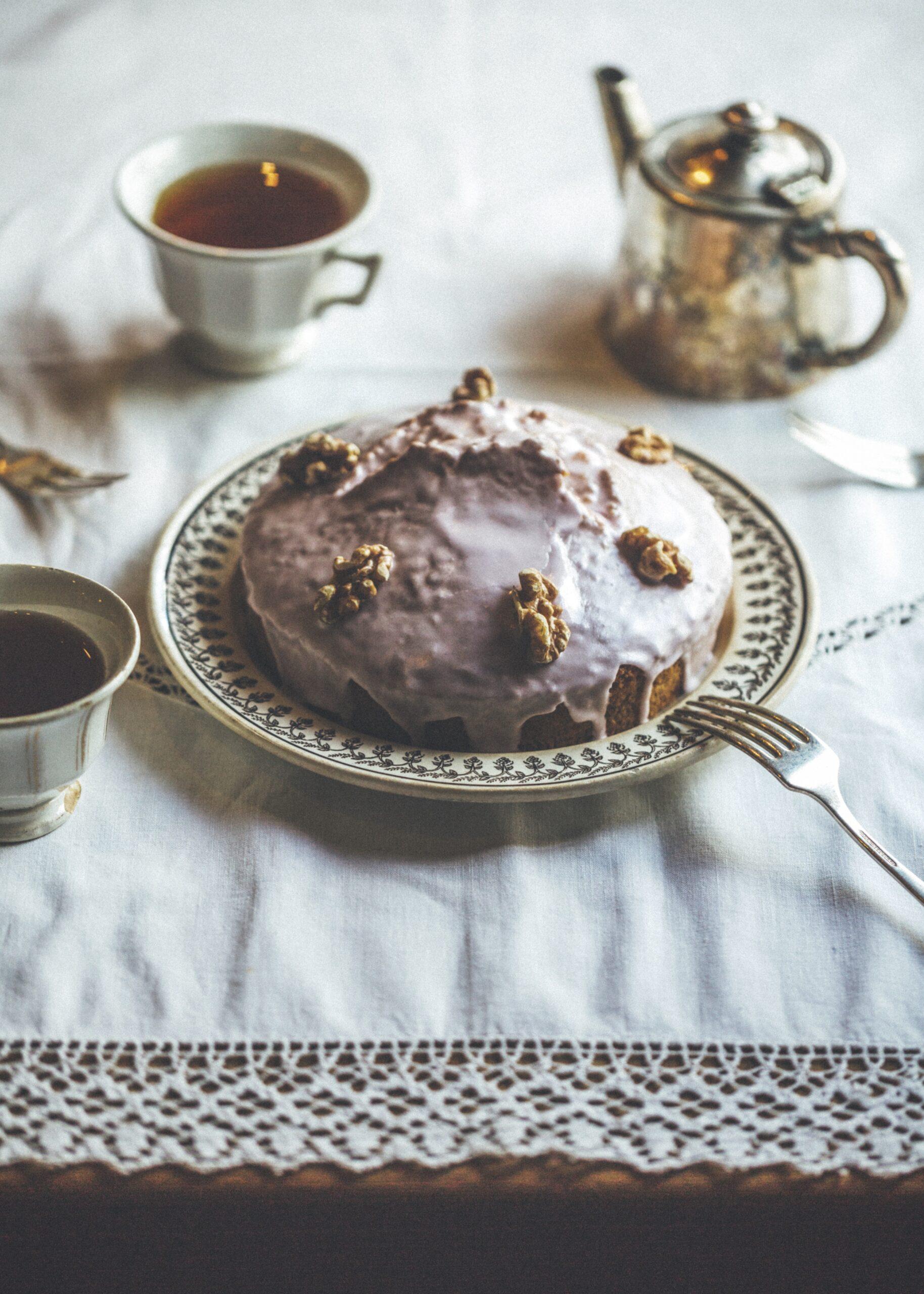 おいしいおはなし 第39回『クマのプーさん』プーさん憧れの桃色の砂糖衣のケーキ