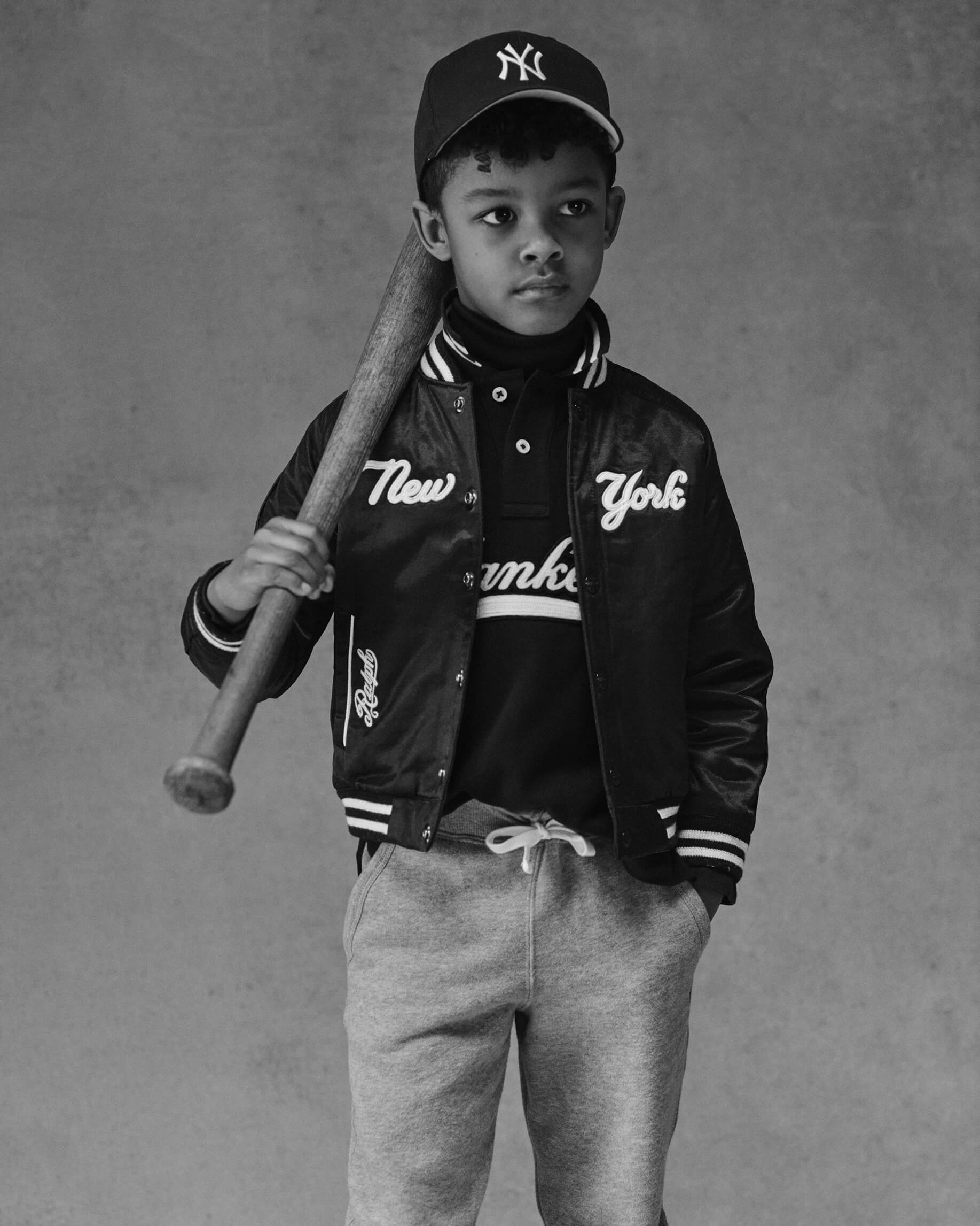 〈ラルフ ローレン〉×メジャーリーグ ベースボール(MLB™)のコラボコレクションが登場