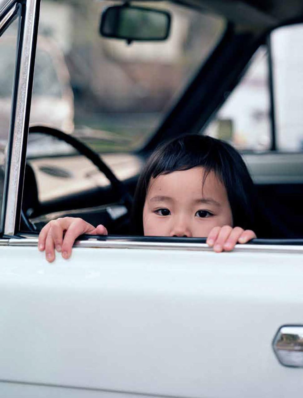ホンマタカシ『Tokyo and my Daughter』完全版発売&展覧会開催